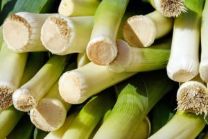 Best Substitutes for Leeks
