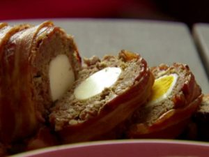 Substitute for eggs in meatloaf