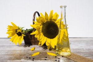 Substitute for sunflower oil