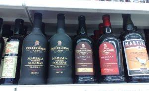 Substitute for marsala