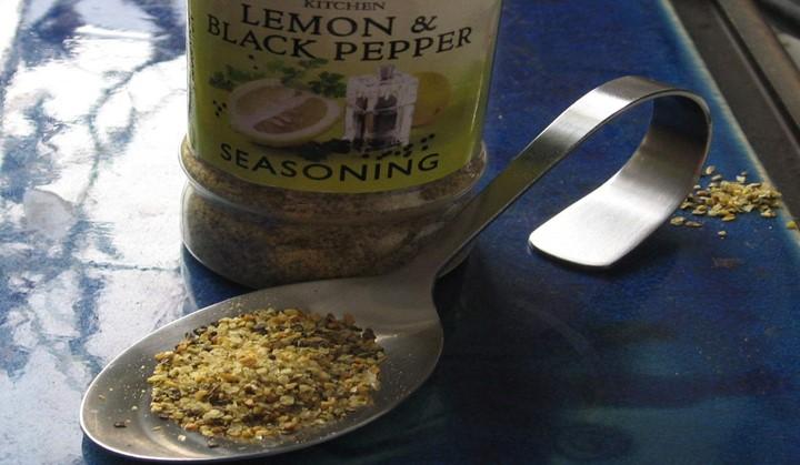 Substitute for Lemon Pepper