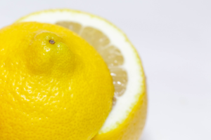Substitute for Lemon Extract