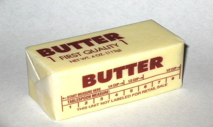 Substitute Butter for Oil in Cake Mix