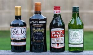 Substitutes for vermouth
