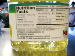 Can you Substitute Canola Oil for Vegetable Oil?